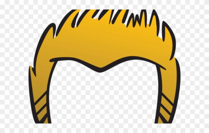 Hair Clipart Donald Trump's.