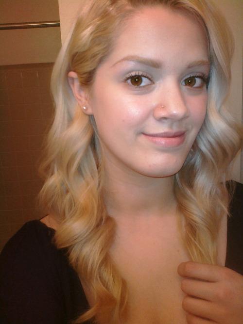Makeup for brown eyes blonde hair