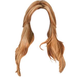 Blonde hair png #26054.