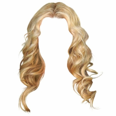 Result for blonde hair png.