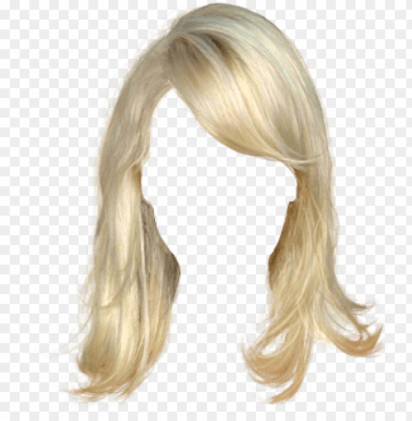 dirty blonde hair png.