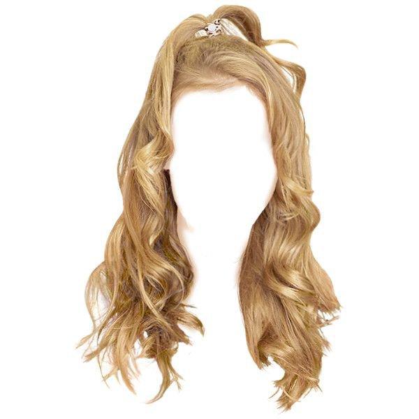 Blonde Hair Png (+).