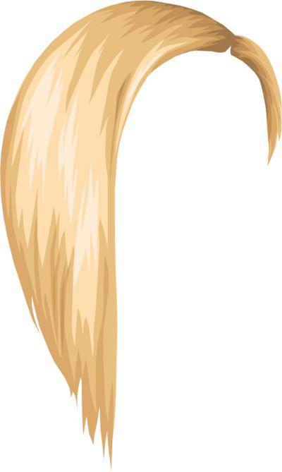 Wig Cliparts.
