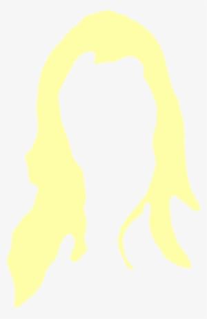 Blonde Wig PNG, Free HD Blonde Wig Transparent Image.