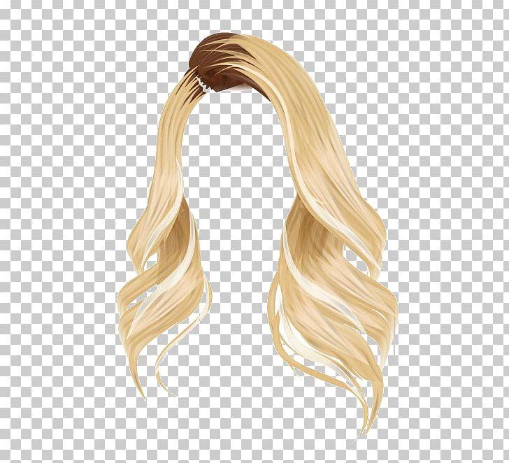 Stardoll Wig Brown Hair Blond PNG, Clipart, Blond, Blonde, Blond.
