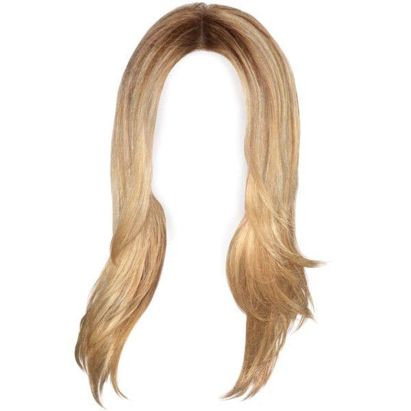 Blonde Wig Png (+).
