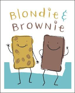 Blondie and Brownie: Are Blondies the Opposite of Brownies?.