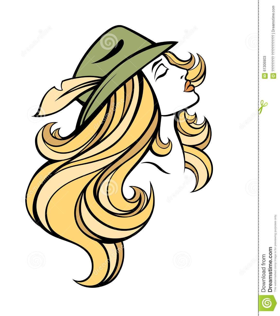 Blondie clipart 6 » Clipart Portal.