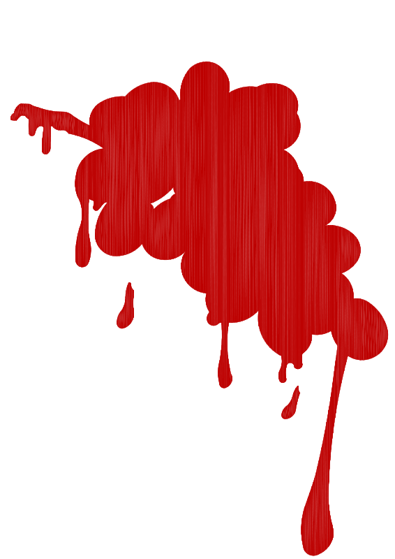 Blood Clipart Page 1.