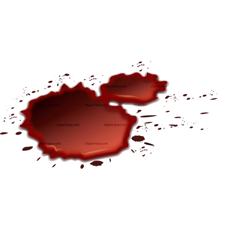 Got Blood Clipart.