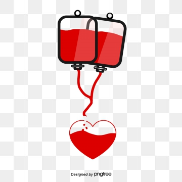 Blood Donation PNG Images.