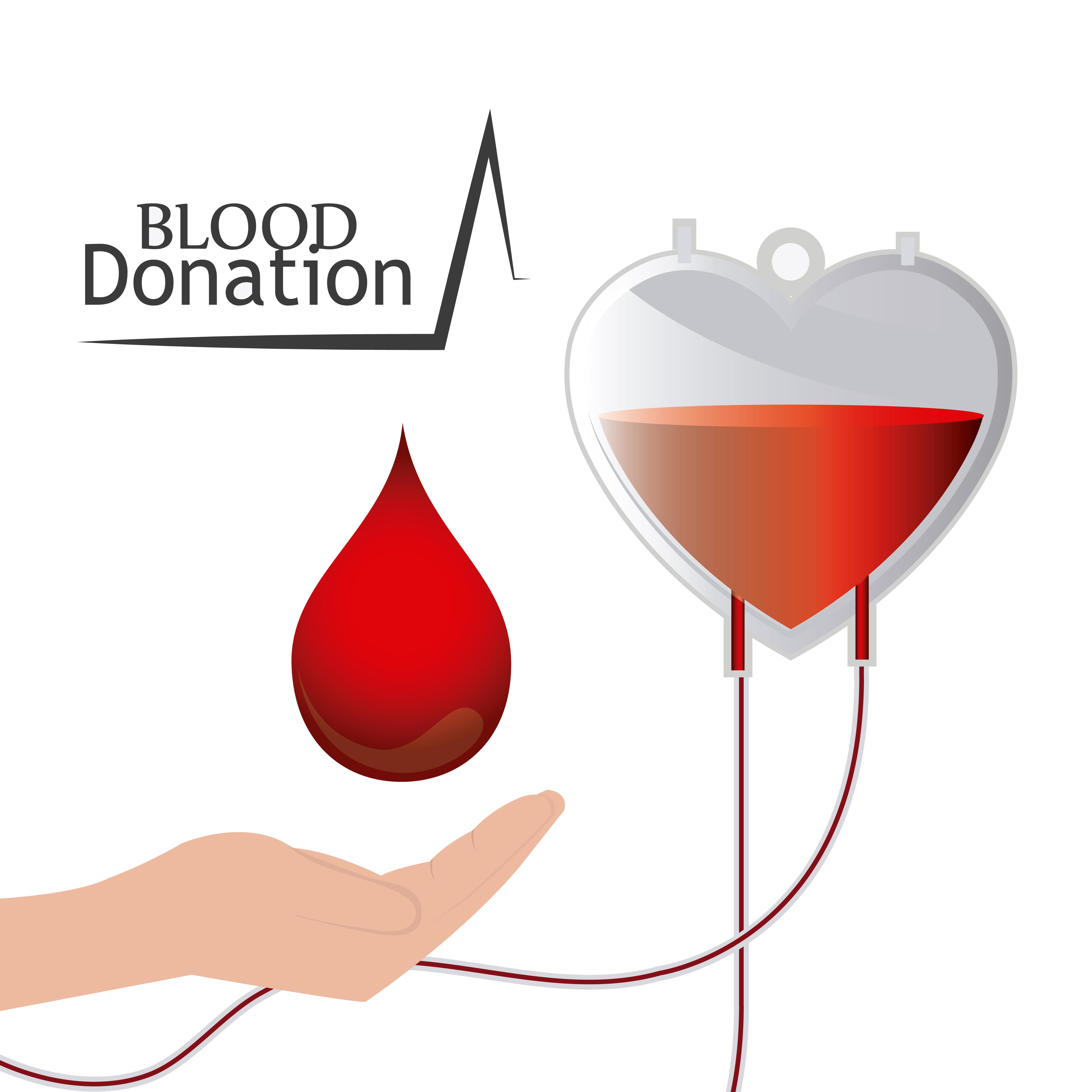 Blood Donation PNG Images Transparent Free Download.