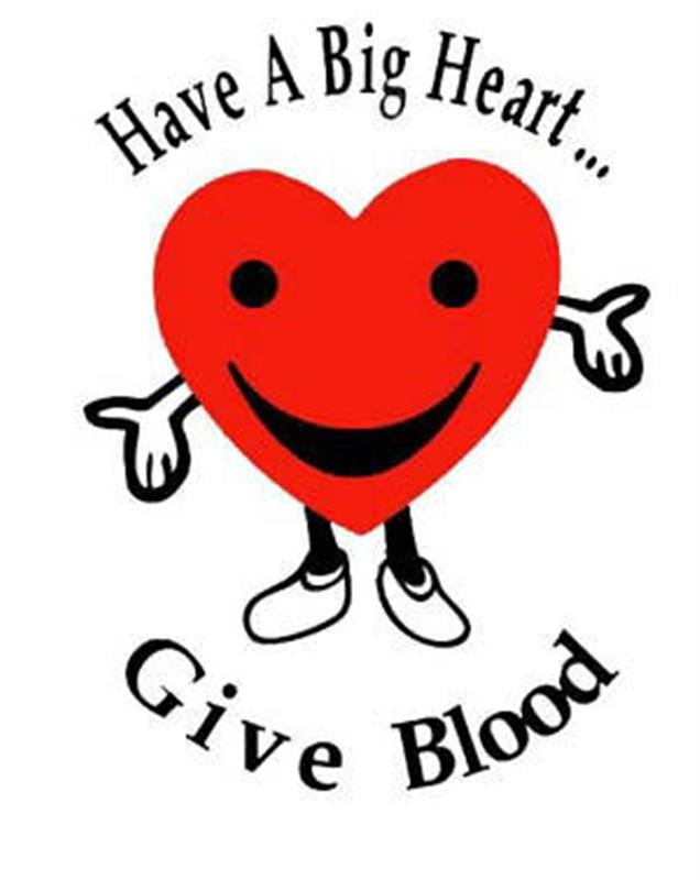 Blood Drive Images.