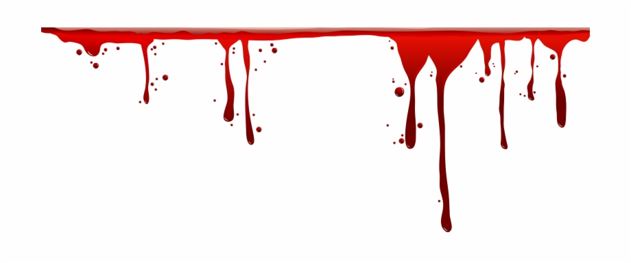 The Gallery For > Blood Dripping Transparent Background.