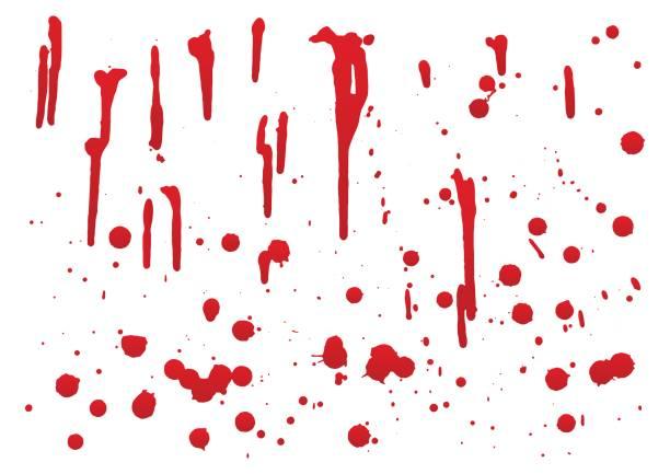 Best Blood Drip Illustrations, Royalty.