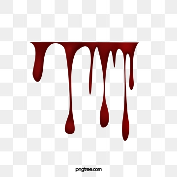 Blood Drip Png, Vector, PSD, and Clipart With Transparent Background.
