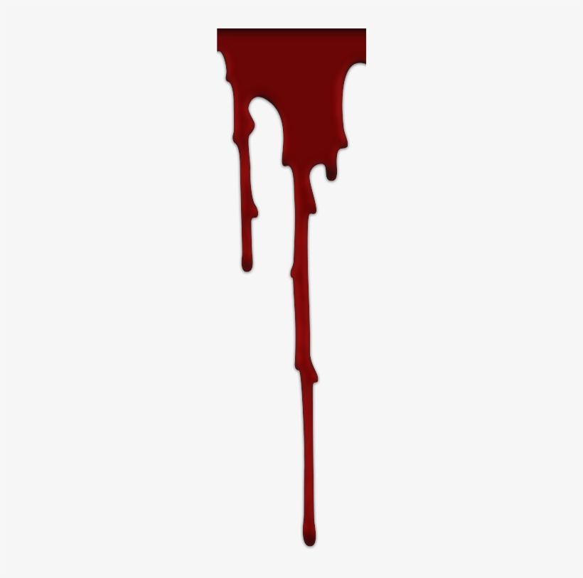 Dripping Blood Png.