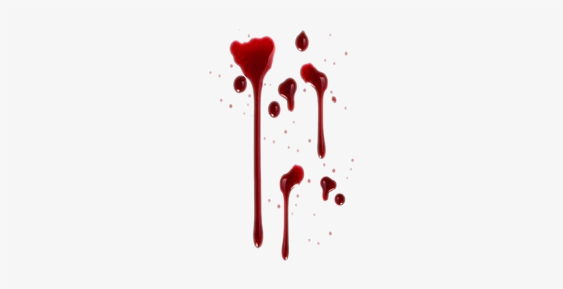 Pictures Of Dripping Blood Png Download.