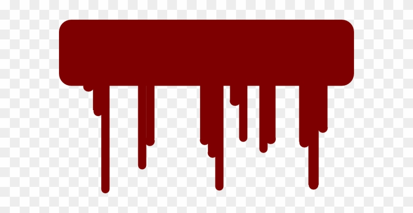 Blood Ooze Clip Art.