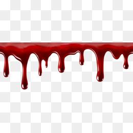 Blood Drop PNG Images.