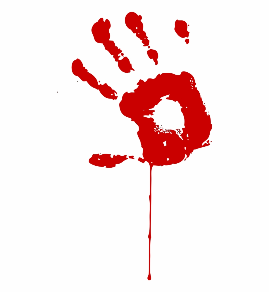 Bloody Zombie Hand Png By Fvsj.