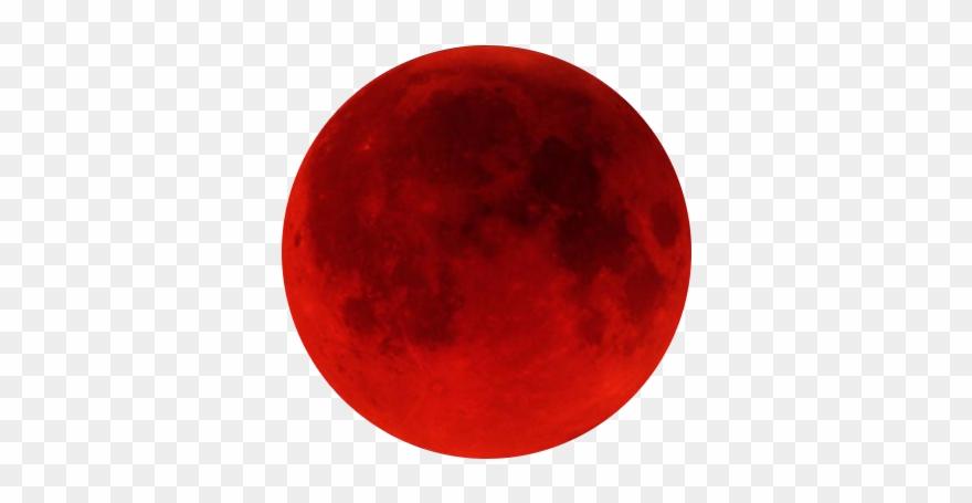 Clip Art Blood Moon Png.