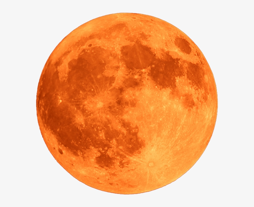 Blood Moon Png.