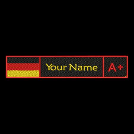 Germany, Name + Blood.