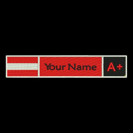 Austria, Name + Blood.