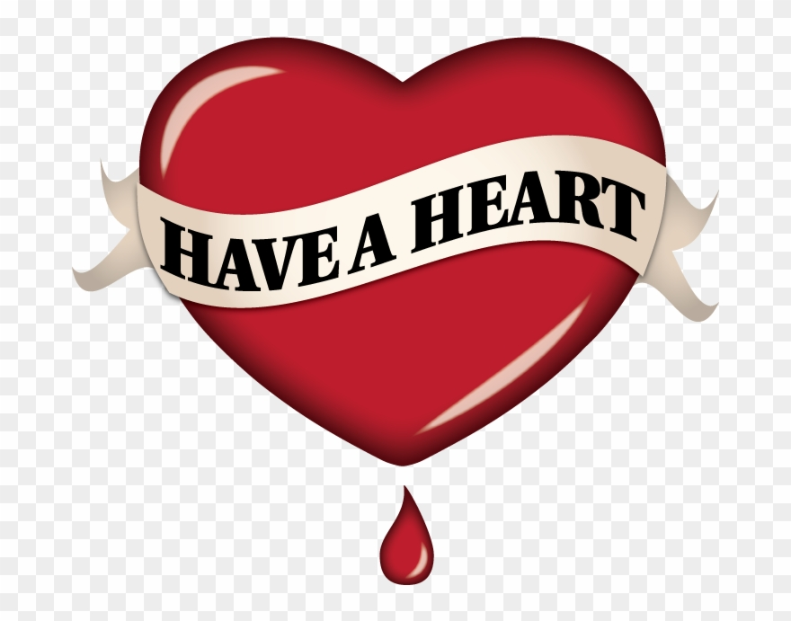 Name, Have A Heart Blood Drive.