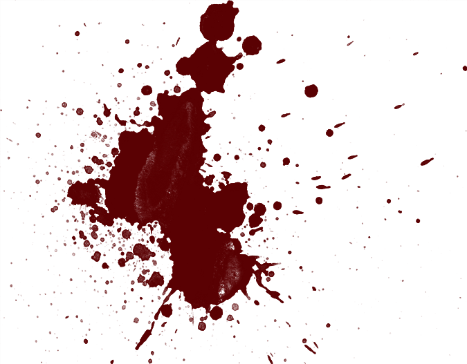 Blood PNG, Splashes, Drip, Horror Blood PNG Images.