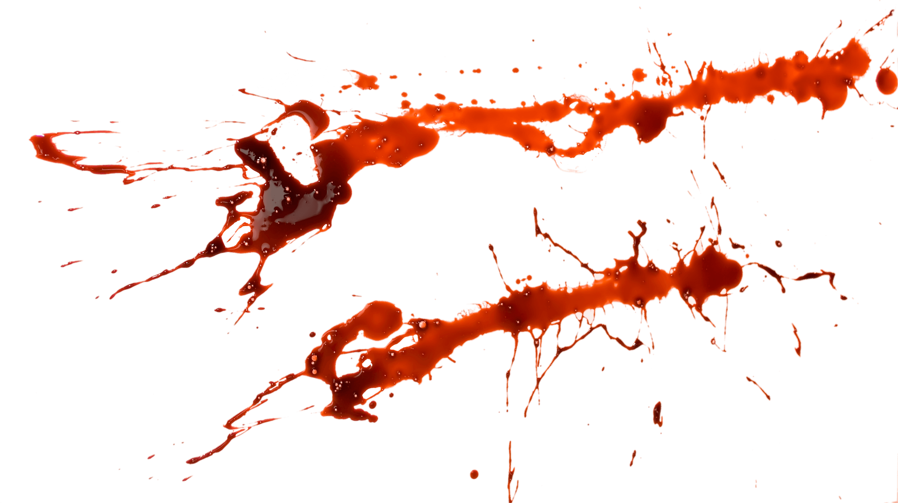 Blood Stain transparent PNG.