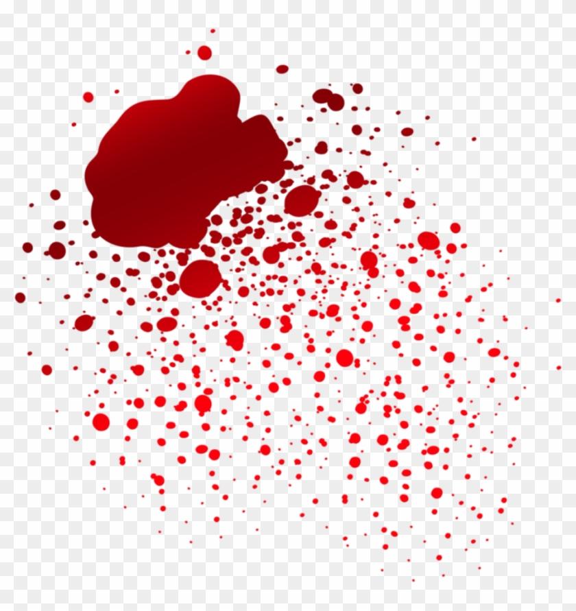 Blood Sticker.