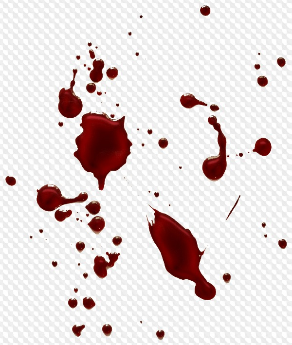 Blood, 100 png images with transparent background, download.