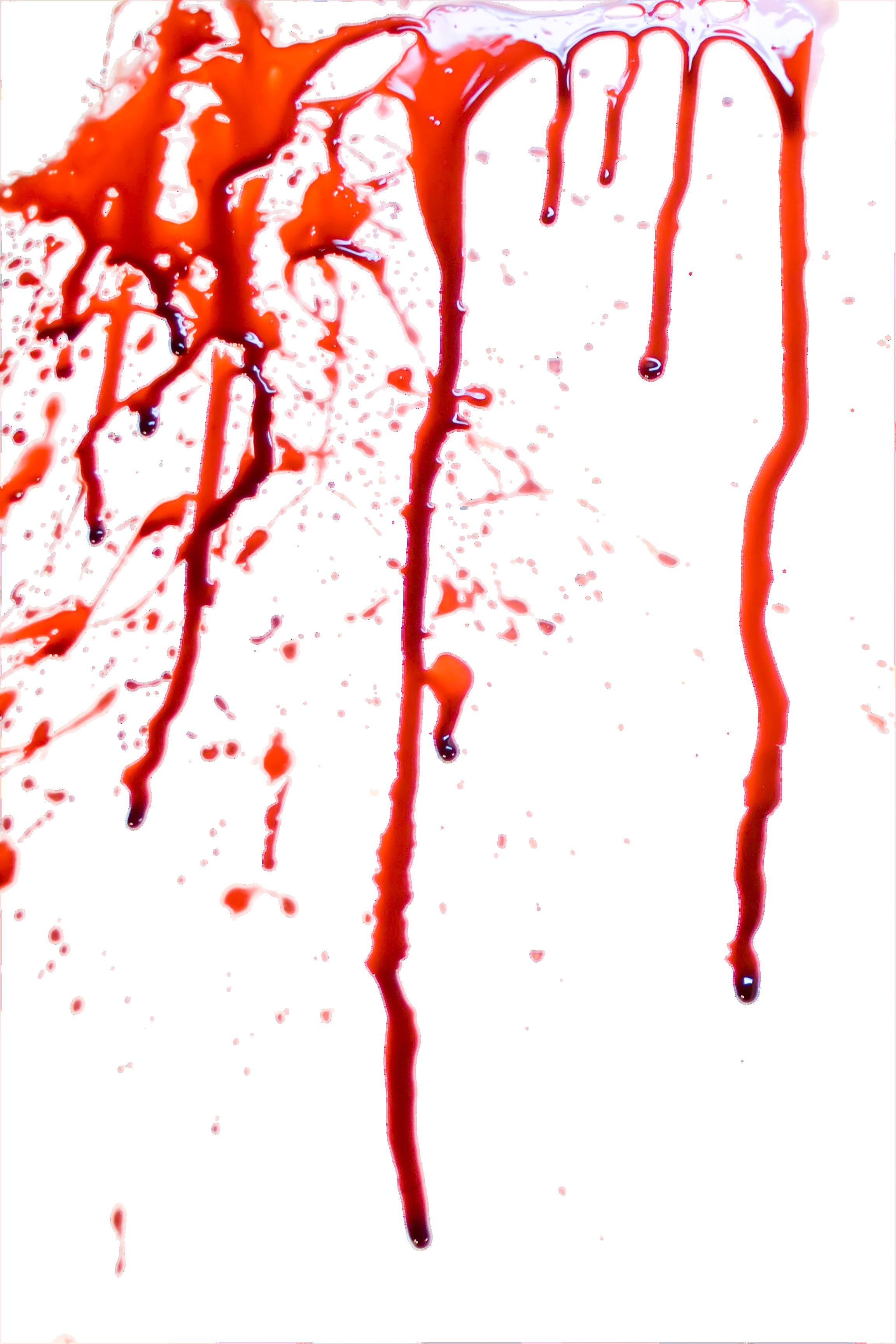 Blood PNG images free download, blood PNG splashes.