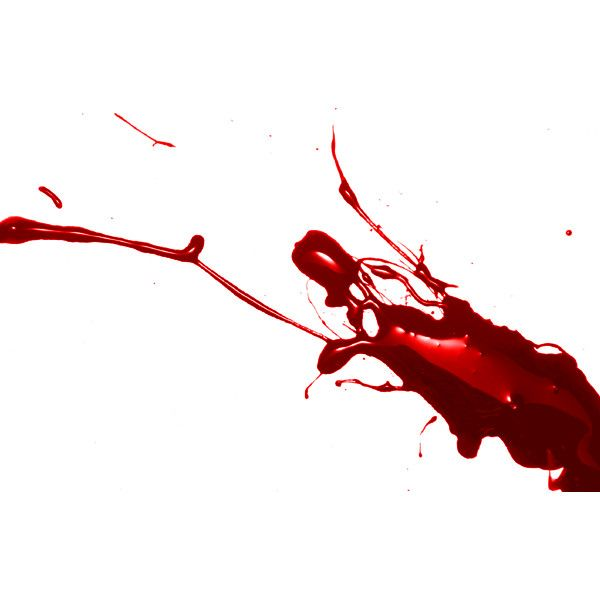 Blood Splatter Png.