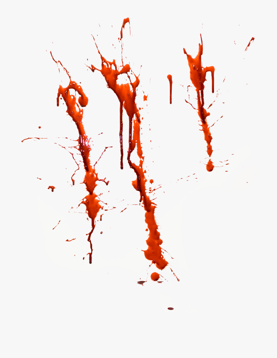 Blood Png Image.