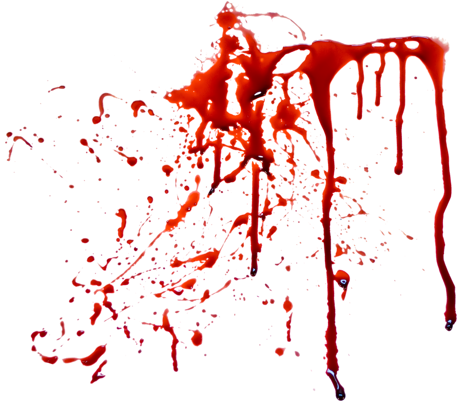 BLOOD PNG EFECTS.