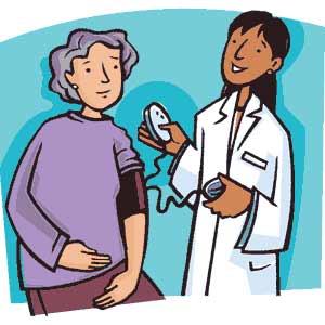 Blood Pressure Clipart.