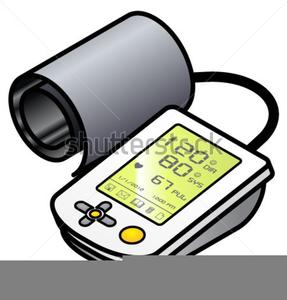 Blood Pressure Cuff Clipart Free.