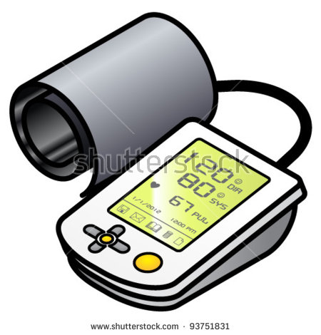 Blood Pressure Monitor Stock Photos, Royalty.