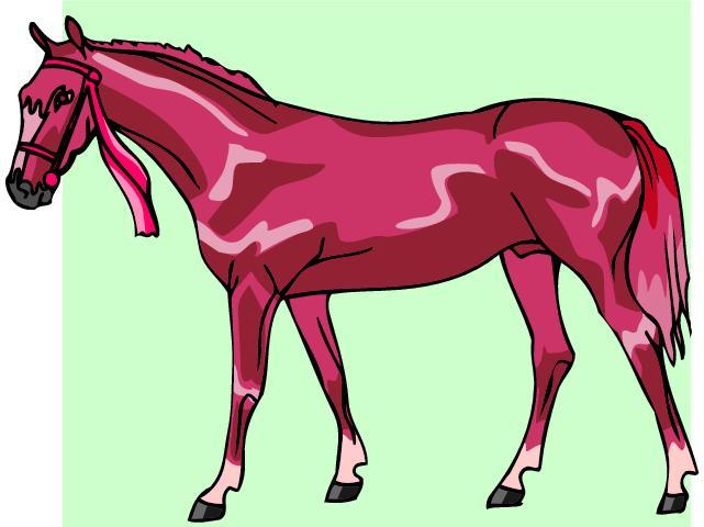 Horses Clip Art.