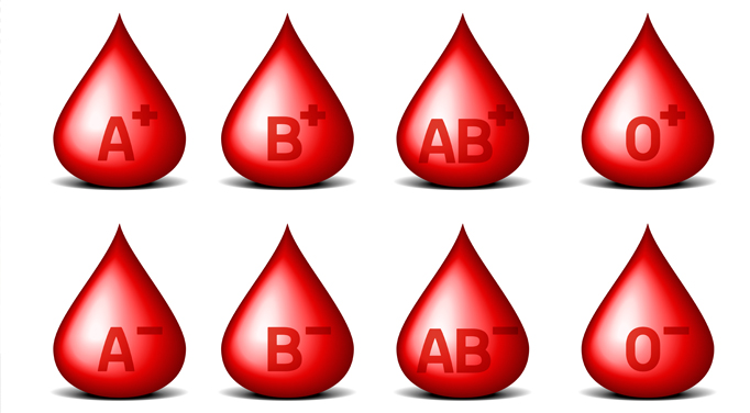 Complete Guide To The Blood Type Diet and Improving Your Health.