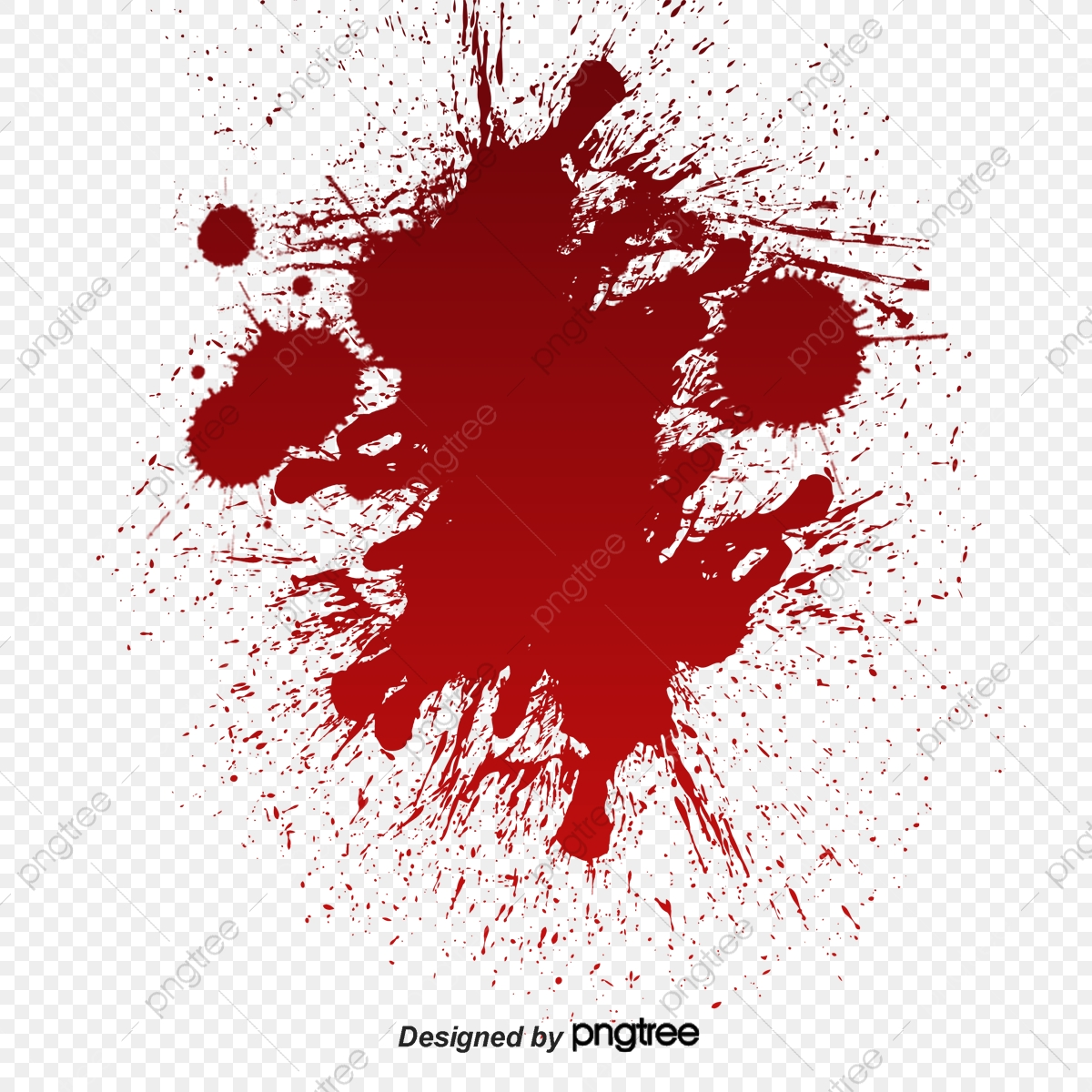 Flowing Blood, Vector Png, Blood, Red Liquid PNG and Vector with.