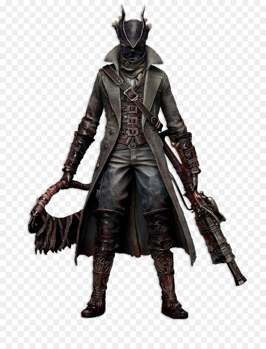 Bloodborne Costume Design png download.