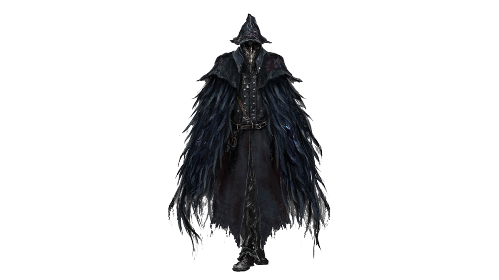 Download Bloodborne PNG File For Designing Projects.