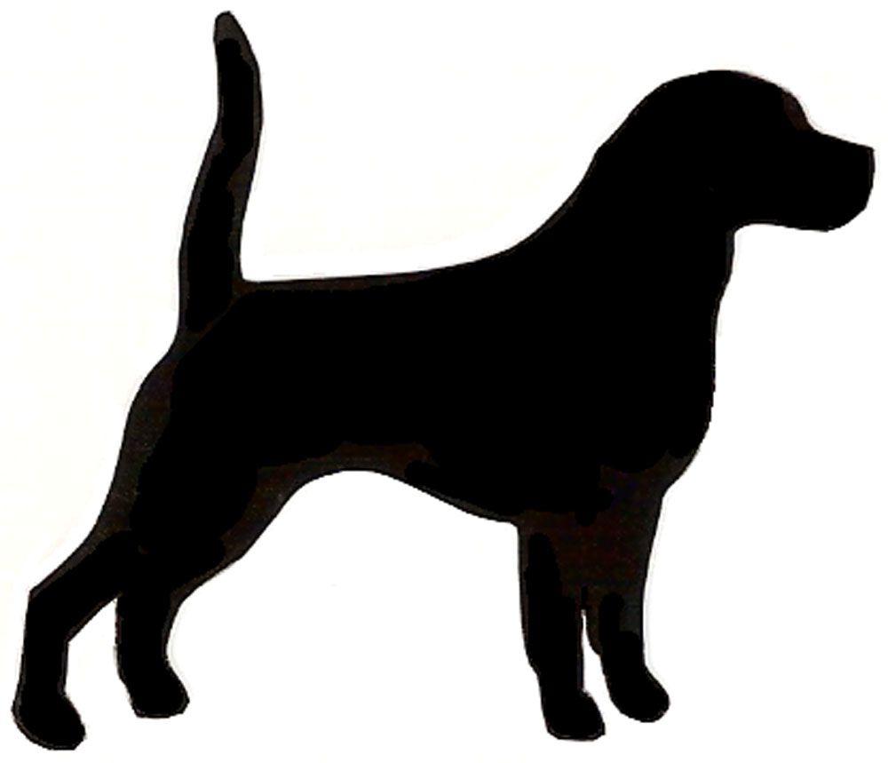 puppy silhouette clip art.