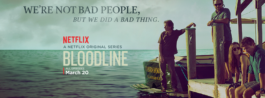 Watch Bloodline premiere via live stream on Netflix: Everything.