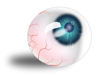Free Bloodshot Eyes Clipart, 1 page of Public Domain Clip Art.