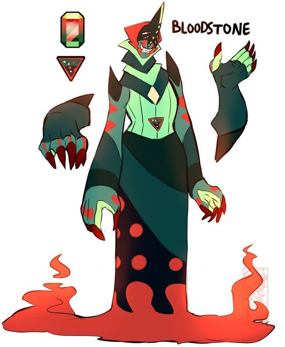 FUSION: Bloodstone by Deer.
